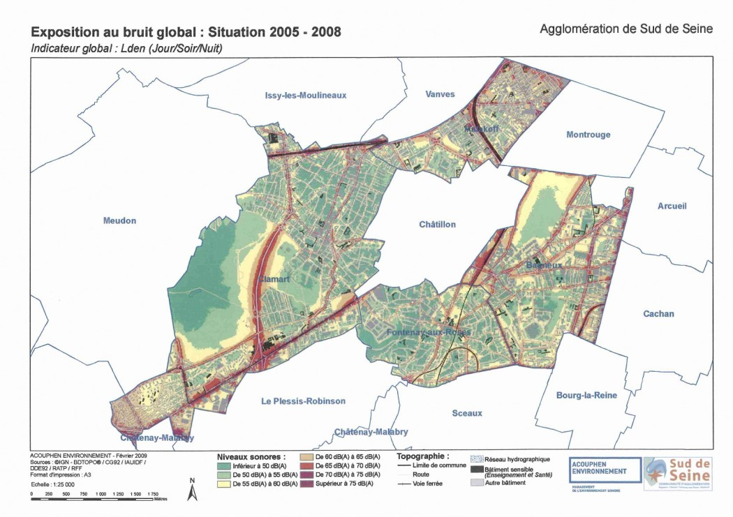 06 Carte du bruit